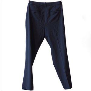 Theory Navy Blue Dress Pants Size 12